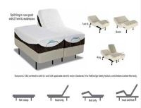 QUEEN WIRED REMOTE SIMPLICITY ADJUSTABLE BED