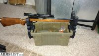 For Sale/Trade: MARLIN GLENFIELD MODEL 60 .22 RIFLE WITH SCOPE