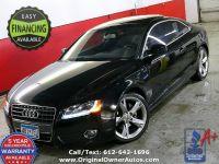 2010 Audi A5 2dr Cpe Auto quattro 2.0L Premium Plus
