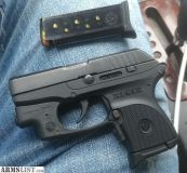 For Trade: Ruger LCP CTC w/ 2 mags & ammo