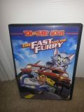 Tom and Jerry Movie: The Fast and the Furry dvd