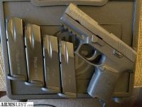 For Sale: Sig p320 4 mags