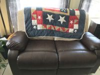 Love Seat and 2 Recliners