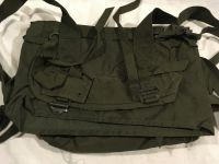 chinese military olive drab 14 x 14 nylon detachable back straps field pack 02364