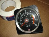 Sell 1969 69 CAMARO REPRODUCTION 6K TACH TACHOMETER RS/SS DZ RALLY SPORT JL8 motorcycle in Louisville, Ohio, United States, for US $79.99