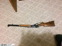 For Sale/Trade: Nice Marlin 336 in 35cal