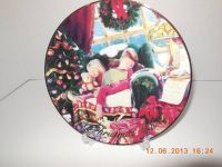 Collector Plate 2000 Christmas Dreams