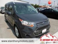 2014 Ford Transit Connect Wagon Titanium Titanium 4dr LWB Mini-Van w/Rear