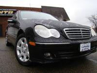 2006 Mercedes-Benz C-Class 4dr Luxury Sdn 3.0L 4MATIC
