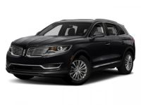 2018 Lincoln MKX Reserve (Iced Mocha)