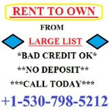 $400, 4br, Rent to own a home of your choice