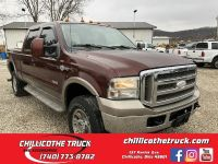 2006 Ford F350 Super Duty Crew Cab King Ranch Pickup 4D 6 3/4 ft