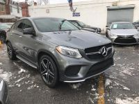 Used 2017 Mercedes-Benz GLE AMG GLE 43 4MATIC Coupe, 21,586 miles