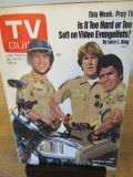 Reduced~TV Guide Cast of Chip's~Jan 1982
