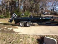 1990 Chion Bass Boat 19ft