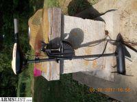 For Sale/Trade: Endura Minn Kota Endura 40 LBS thrust with free paddles