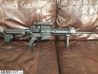 For Sale: Sig 716 Patrol w/ACOG and PMAGS