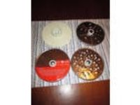 KRUPS lot of 4 assorted food processor discs