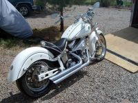 2002 INDIAN SCOUT MOTORCYCLE
