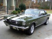 1966 Ford Mustang Coupe 289 V8