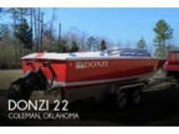 1989 Donzi Boat for Sale