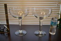 Giant party glasses
