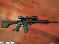 For Sale: Palmetto State Armory custom built long range AR 15