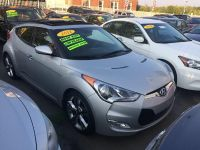 Used 2012 Hyundai Veloster Base 3dr Coupe DCT w/Black Sea, 32,215 miles