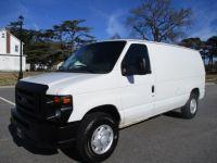 2008 FORD Econoline E-250 Cargo Van Cash Special