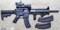 For Sale: Smith & Wesson M&P15-22 .22lr AR rifle