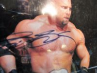 WWE Wrestling Champion Bill Goldberg AUTOGRAPHED Signed Photo 8x10 Retail $69-$199