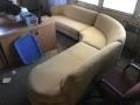 Sectional sofa 1950's Vintage