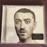Brand new factory-sealed Sam Smith CD: The Thrill of It All