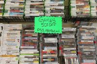 Cash Pawn- 50 off PS3-Xbox360-Wii GAMES (4244 Sherwood Way)