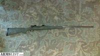 For Sale/Trade: Pre 64 Winchester model 70 custom