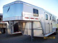 2018 Featherlite Trailers 8541-703H Horse Trailers Roca, NE