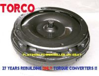 Find Borg Warner torque converter -AMC Rambler Ford IH Jaguar Volvo w 1 year warranty motorcycle in Los Angeles, California, United States, for US $149.99