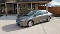 2006 Honda Civic LX 4dr Sedan w/automatic
