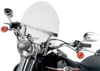 Buy HD-0 Mini Police Windshield Slipstreamer Clear XFDS-710360 motorcycle in Hinckley, Ohio, United States, for US $116.44