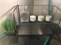 Extremely Cute Stainless Steel Dish rack for Sale!