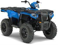 2017 Polaris Sportsman 570 Utility ATVs Palatka, FL