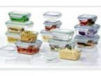NEW Glass 28 Piece Oven Safe Glasslock Food Storage