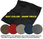 Sell 1968-1970 AMC AMX 4SPD CARPET COMPLETE - ANY COLOR motorcycle in Xenia, Ohio, US, for US $259.94