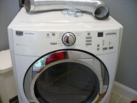MAYTAG NATURAL GAS DRYER