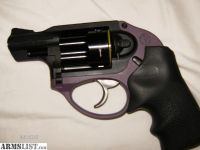 For Sale: ruger lcr 38