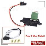 Buy Heater Blower Motor Resistor w/Wiring Harness For Chevy Avalanche Tahoe 89019089 motorcycle in Milpitas, California, United States