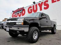 2004 Chevrolet Silverado 1500 Ext Cab 157.5 WB Work Truck