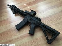 For Sale/Trade: FACTORY BUILT SPIKES AR WITH NEW EOTECH 512A65 RED DOT