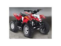2008 Polaris Outlaw 50 Kids ATVs West Bridgewater, MA
