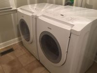 Bosch Washer & Dryer Set or Individual